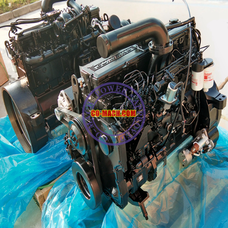 Cummins 6L Engine Assy, 6L Long Block, 6L Short Block