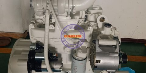 Cummins 4BT3.9 Marine Main Engine Marine Auxiliary Engine