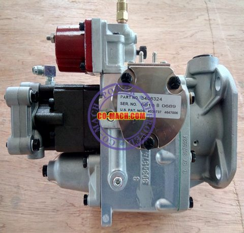 Cummins Generator Engine PTG-EFC Fuel Pump 3075537