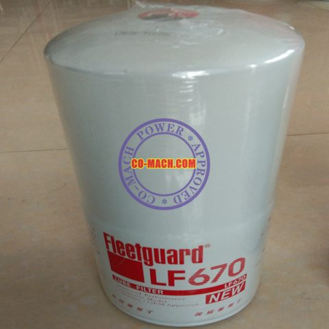 Fleetguard  Lube Oil Filter LF670