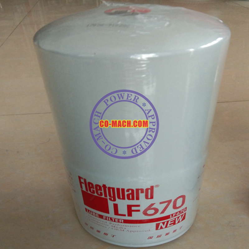 Fleetguard Lube Oil Filter LF670
