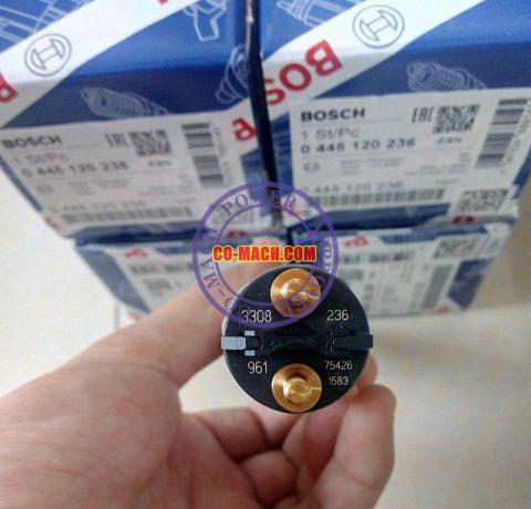 Bosch Injector 0445120236 5263308, 3965721, 3973060, 4939061, 4940170, 6745-12-3100 , 6745-11-3102,6745-11-3102, 84346812,84346812R