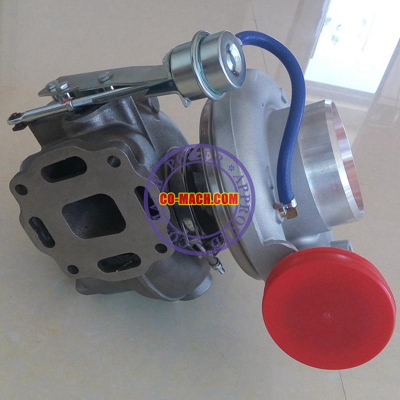 Cummins QSC8 3 Turbocharger 4043577 | CO-MACH 4041656