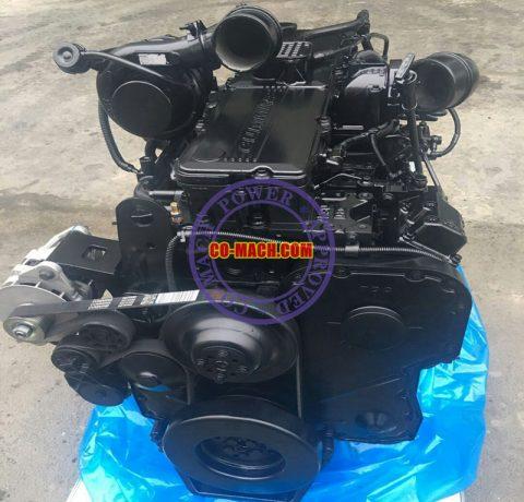 Cummins QSL8.9 Engine , Long / Short Block