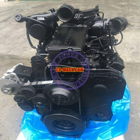 Cummins QSL8.9 Engine , Long / Short Block