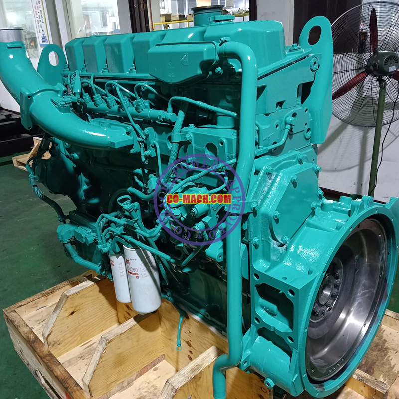 Cummins QSZ13 Truck Engine