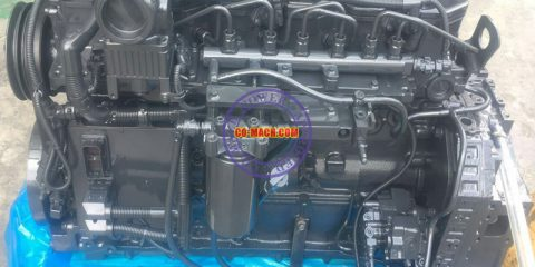 QSB6.7 Cummins Engine Assy, QSB6.7 Long Block, QSB6.7 Short Block