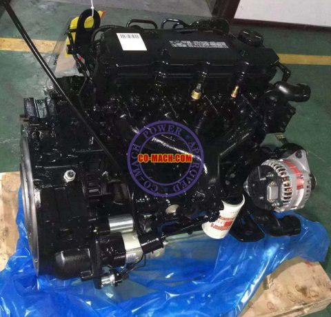 Cummins QSB4.5 Engine, QSB4.5 Long Block, QSB4.5 Short Block
