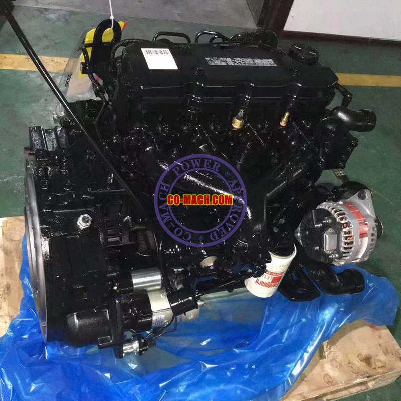Cummins QSB4.5 Engine, QSB4.5 Long Block, QSB4.5 Short Block