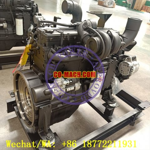 Dongfeng Cummins QSC8.3-C215-30 Engine Assy