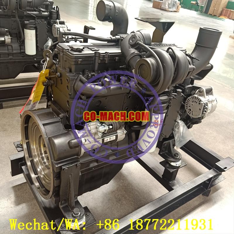Dongfeng Cummins QSC8.3-C215-30 Engine Assy