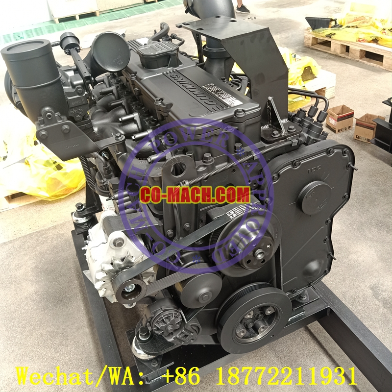 DCEC Dongfeng Cummins QSC8.3 Engine