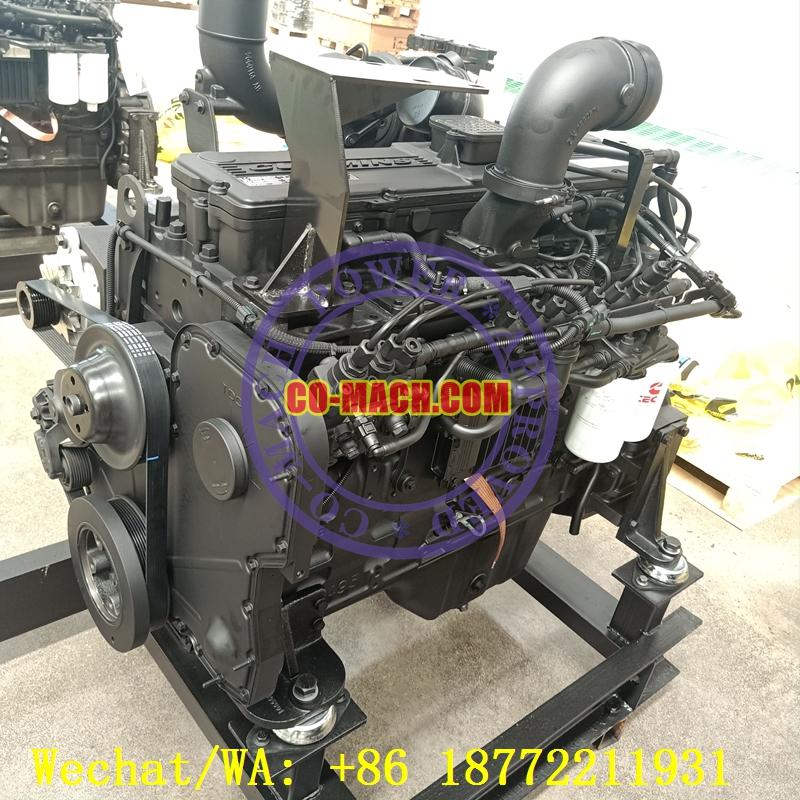 Dongfeng Cummins QSC8.3-C240-30 Engine Assy