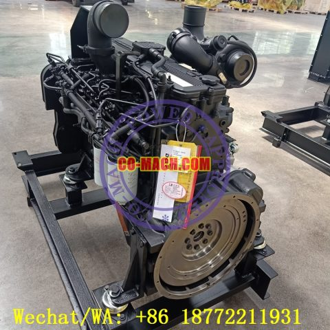 Dongfeng Cummins QSC8.3-C260-30 Engine Assy