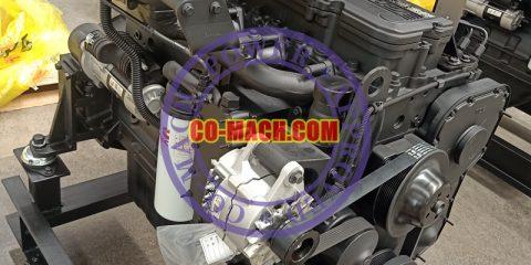 Dongfeng Cummins QSC8.3-C260-31 Engine Assy