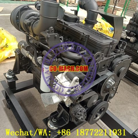 Dongfeng Cummins QSC8.3-C260-31 Engine Assy