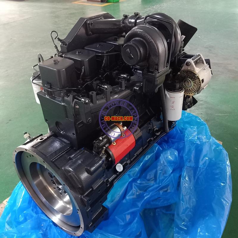 Komatsu SA6D102E Engine Assy, SA6D102E Long Block, SA6D102E Short Block