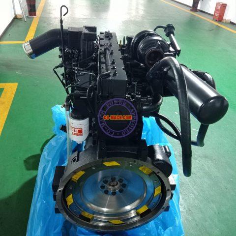 Komatsu SAA6D114E-2 Engine, SAA6D114E-2 Long Block