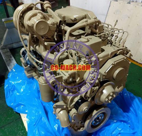 Komatsu SA6D102E-2 Engine Assy Long Block
