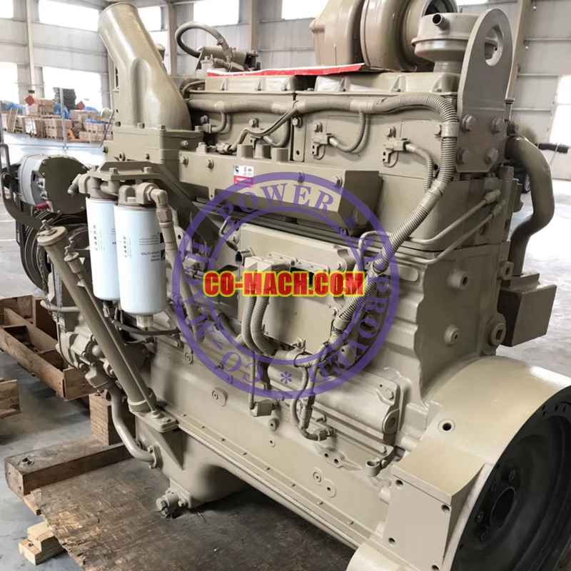 QSN855 Engine N14 Celect Fuel System Engine
