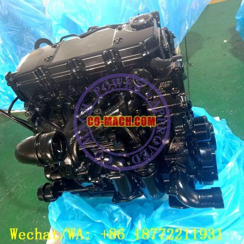 Komatsu SAA4D107E-1 Engine, Long block