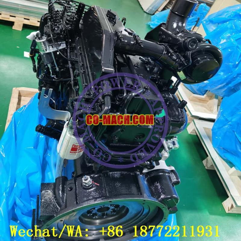 Cummins 6CTA8.3 Industrial Engine
