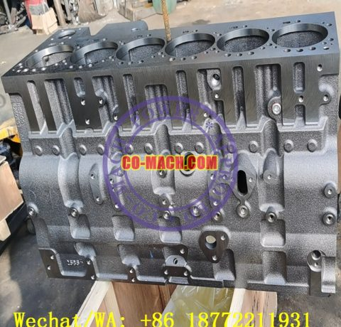 Cummins ISLG Gas Engine Cylinder Block 5293397