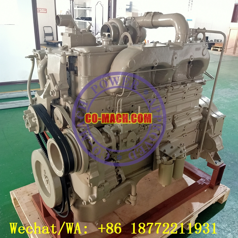 Cummins NT855 Industrial Engine