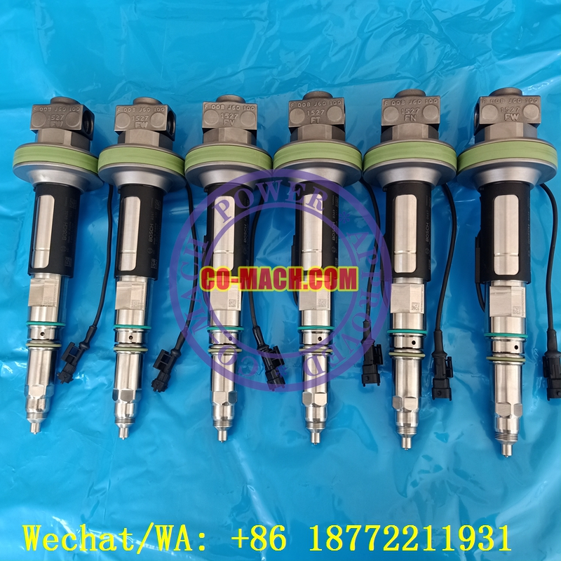 Cummins QSK19 Bosch Injector 4964170 F00BL0J020 4955524