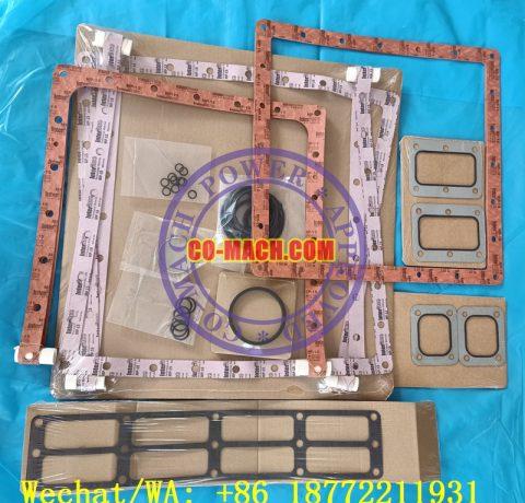 Cummins QSK60 Lower oil pan gasket set 4089306