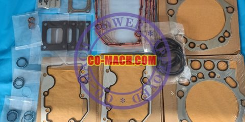 Cummins QSK60 Upper Gasket Kit 4025140 4024979 3800493
