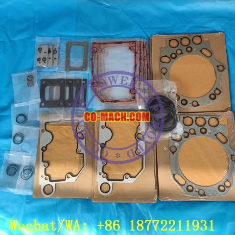 Cummins QSK60 Upper Gasket Kit 4025140 4024979 3800493