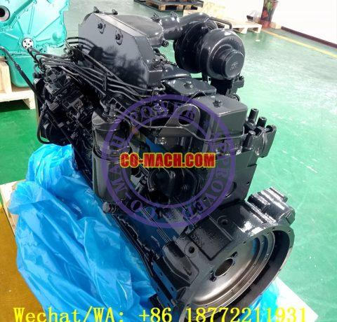 Komatsu Excavator Engine SA6D102E-1
