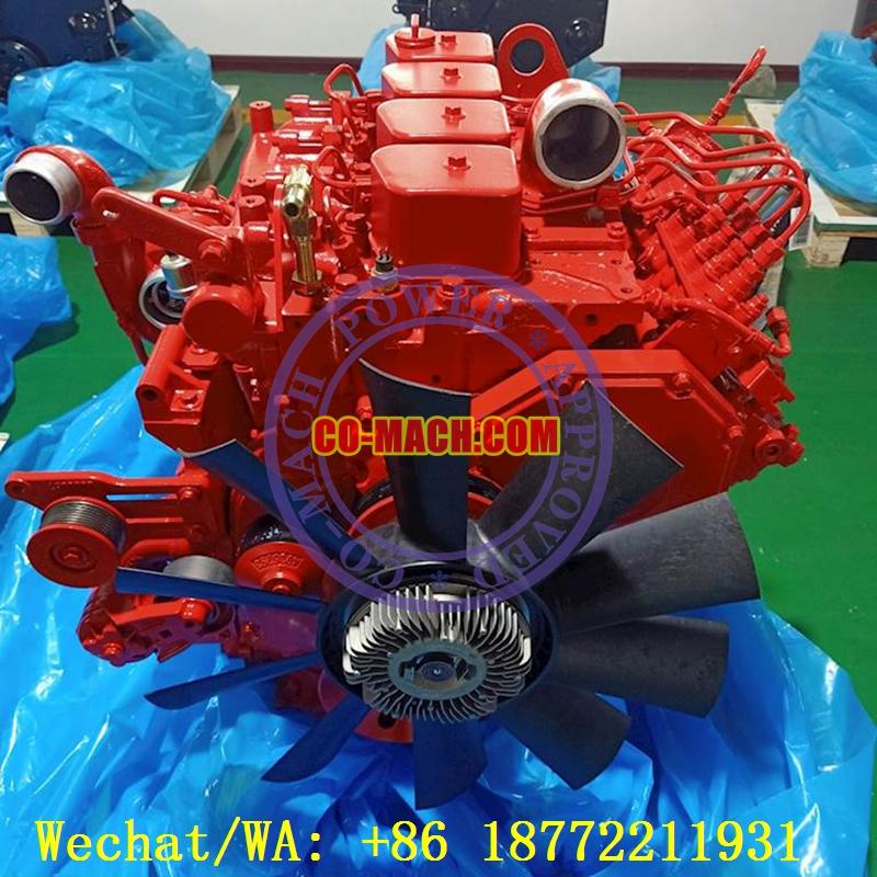 Cummins 4BT3.9 4BTAA3.9 EQB140 EQB125 Bosch VE Pump & P7100 Inline Fuel Pump