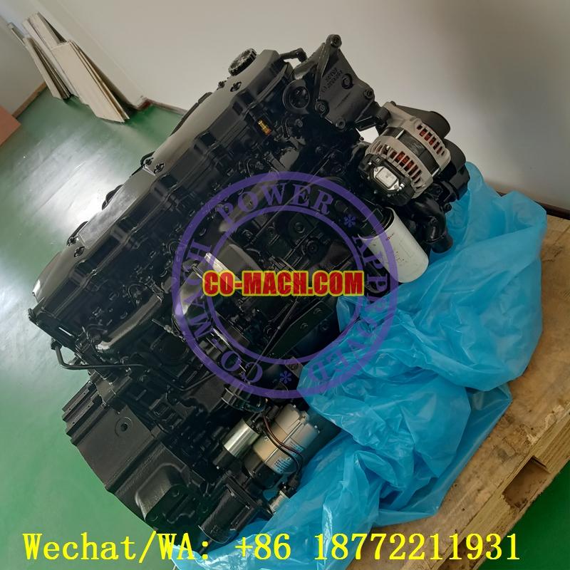 Cummins ISD190 50 DCEC Dongfeng Cummins ISDe190 Engine Assy