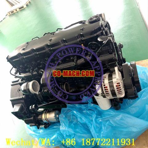 Cummins ISD210 50 DCEC Dongfeng Cummins ISDe210 Engine Assy