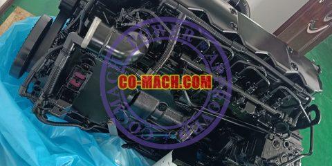 Cummins ISD285 50 DCEC Dongfeng Cummins ISDe285 50 Automotive Engine Assy