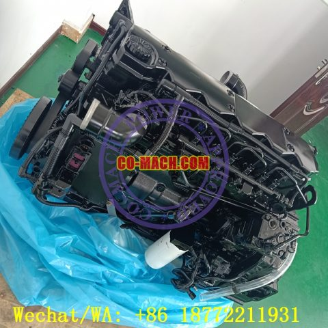 Cummins ISD285 50 DCEC Dongfeng Cummins ISDe285 50 Automotive Engine Assy