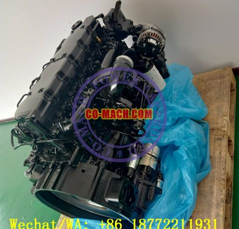 Cummins ISD285 50 DCEC Dongfeng Cummins ISDe285 50 ISBe Engine Assy