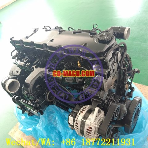 Cummins ISD300 50 DCEC Dongfeng Cummins ISDe300 ISBe300 Engine Assy