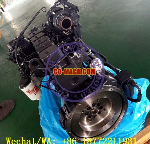 Komatsu Excavator Engine SAA6D102E-2 for PC210