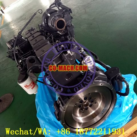 Komatsu Excavator Engine SAA6D102E-2 for PC210