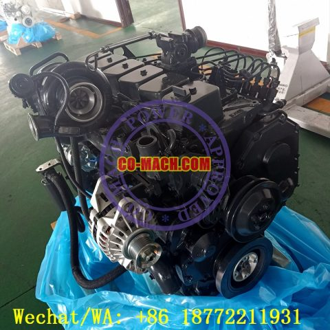 Komatsu Excavator Engine SAA6D102E-2 for PC228-3