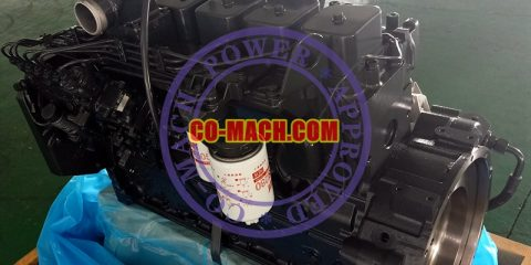 Komatsu Excavator Engine SAA6D102E-2 for PC230