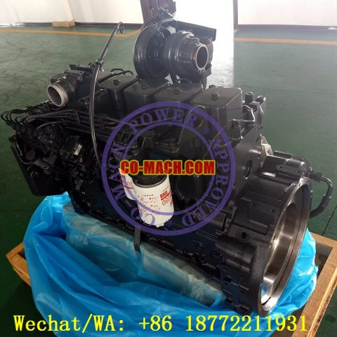 Komatsu Excavator Engine SAA6D102E-2 for PC230