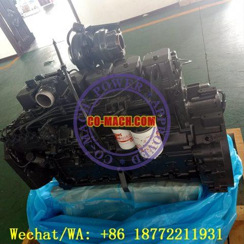 Komatsu Excavator Engine SAA6D102E-2 for PC240