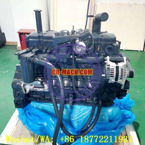 Komatsu PC200-8 Excavator Engine SAA6D107E-1