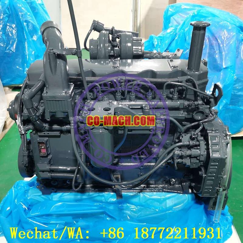 Komatsu PC200F-8 Excavator Engine SAA6D107E-1
