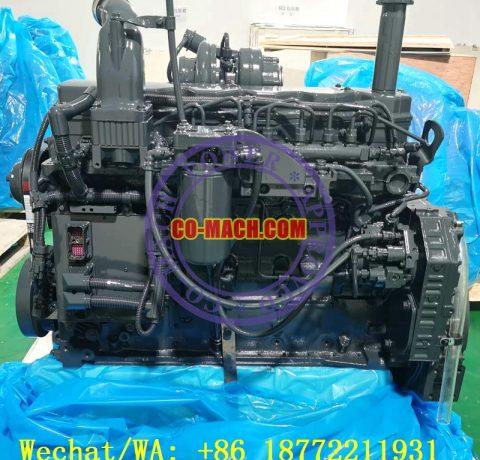 Komatsu PC200JK-8 Excavator Engine SAA6D107E-1