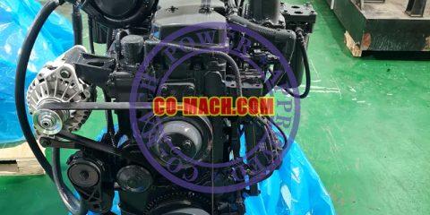 Komatsu PC200LC-8 Excavator Engine SAA6D107E-1